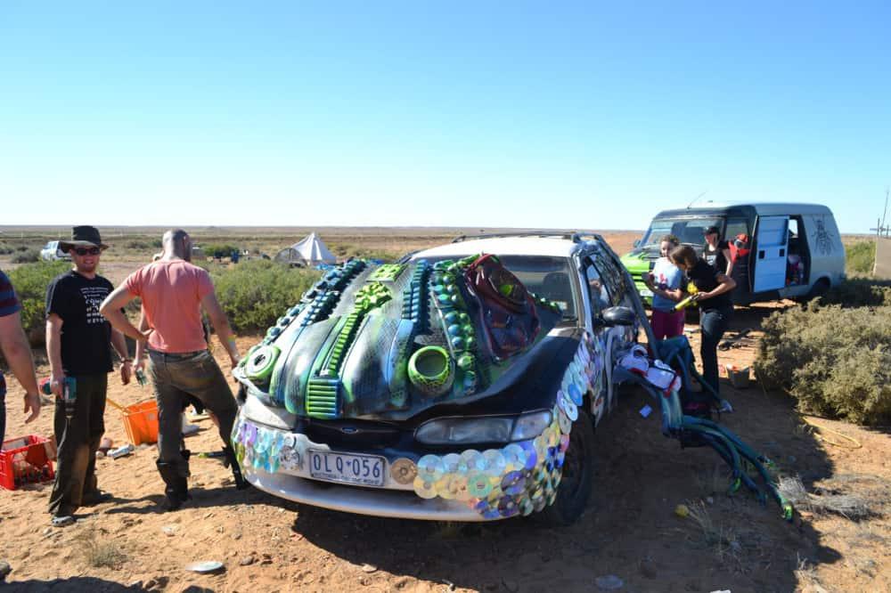 Izzy_Brown_Lizard Car first incarnation